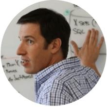 Headshot of Joe Leimer, Senior Director of Technology, Design Resources Inc.